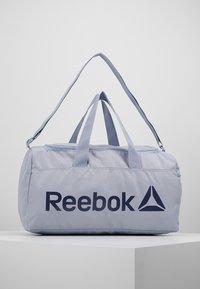 Reebok - ACT CORE GRIP - Sports bag - light grey - 0