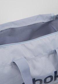 Reebok - ACT CORE GRIP - Sports bag - light grey - 4