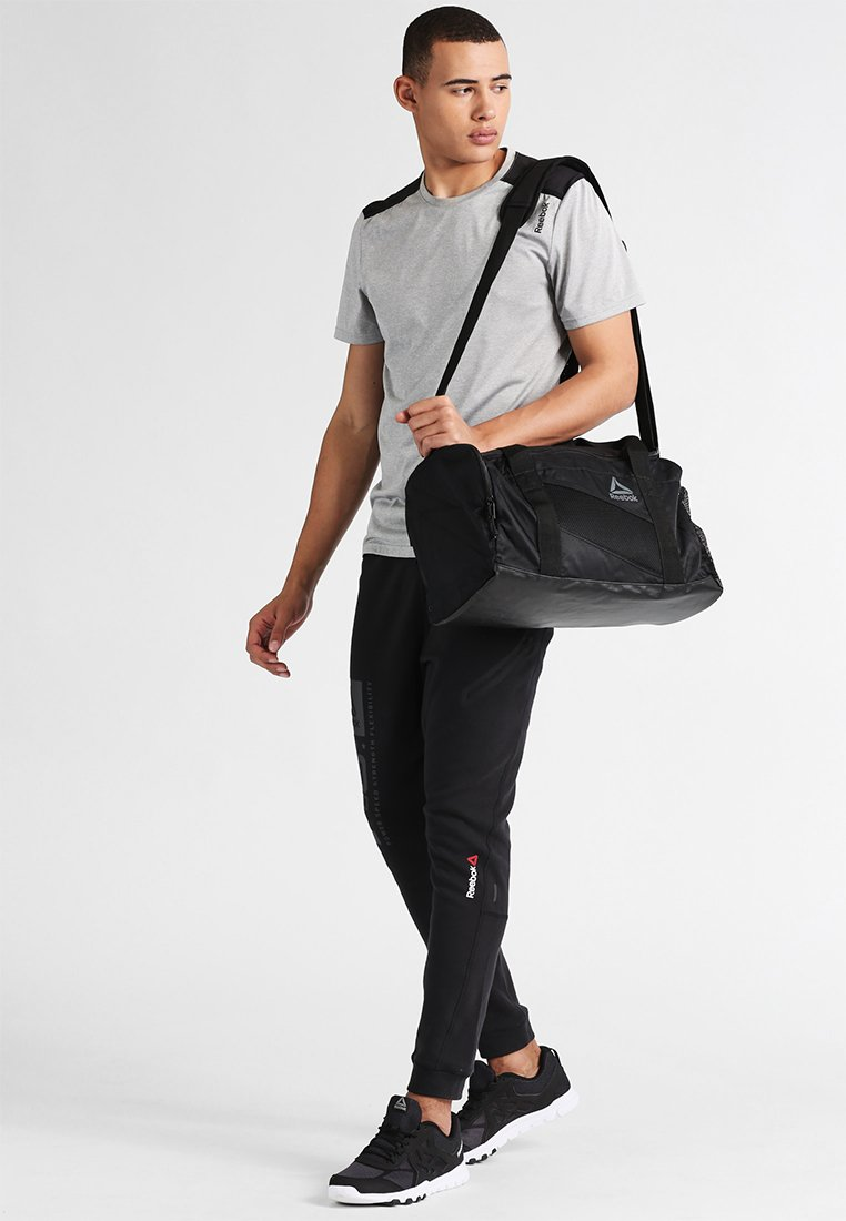 Reebok - GRIP 32L - Sports bag - black