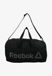 Reebok - ACT CORE GRIP - Sports bag - black/medium grey - 6