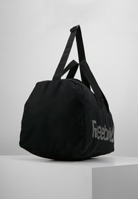 Reebok - ACT CORE GRIP - Sports bag - black/medium grey - 3