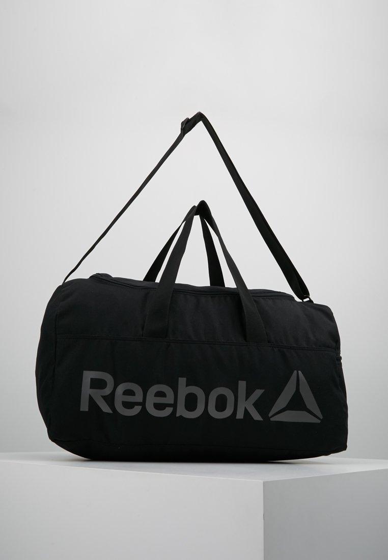 Reebok - ACT CORE GRIP - Sports bag - black/medium grey
