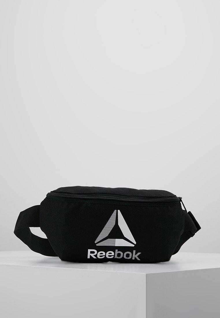 Reebok - WAISTBAG - Gürteltasche - black