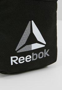 Reebok - CITY BAG - Schoudertas - black - 7