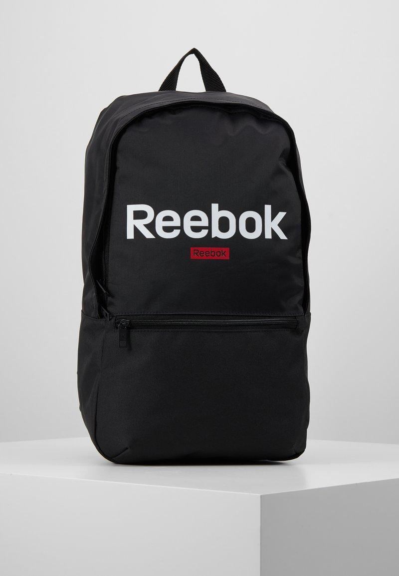 Reebok - SUPERCORE BACKPACK - Reppu - black