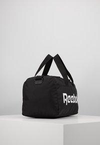 Reebok - ACT CORE S GRIP - Treningsbag - black - 4
