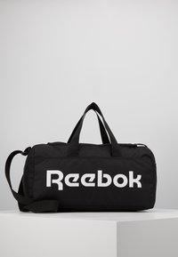 Reebok - ACT CORE S GRIP - Treningsbag - black - 0