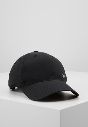 BADGE - Cap - black