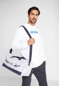 Reebok - GRIP - Sports bag - sterling grey - 1