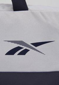 Reebok - GRIP - Sports bag - sterling grey - 7