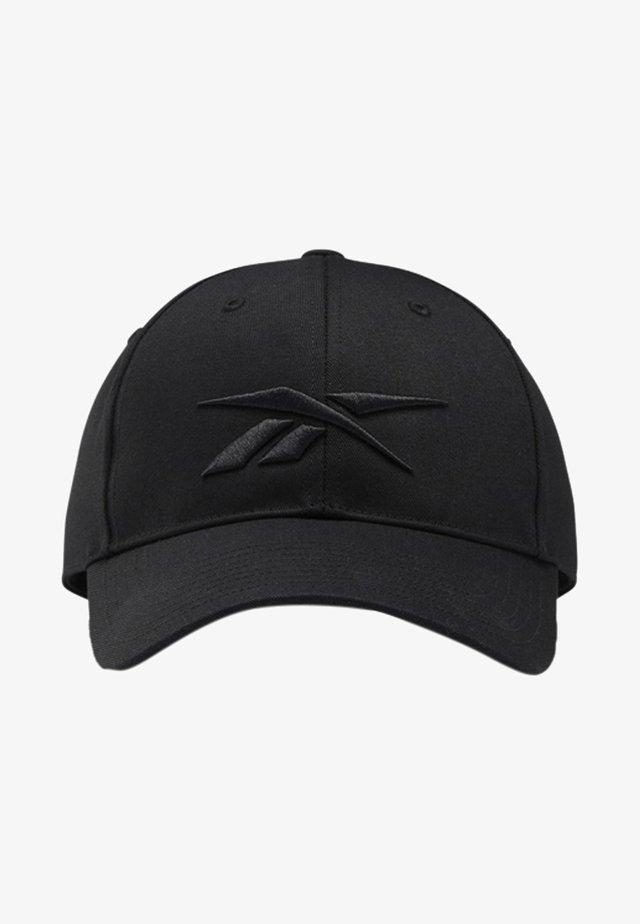 ACTIVE ENHANCED BASEBALL CAP - Keps - black