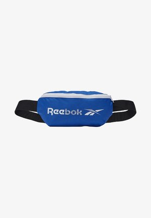 TRAINING ESSENTIALS WAIST BAG - Sac banane - blue