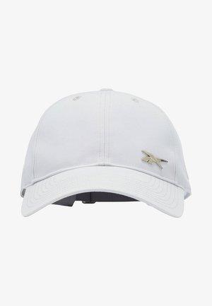 ACTIVE FOUNDATION BADGE CAP - Cap - grey