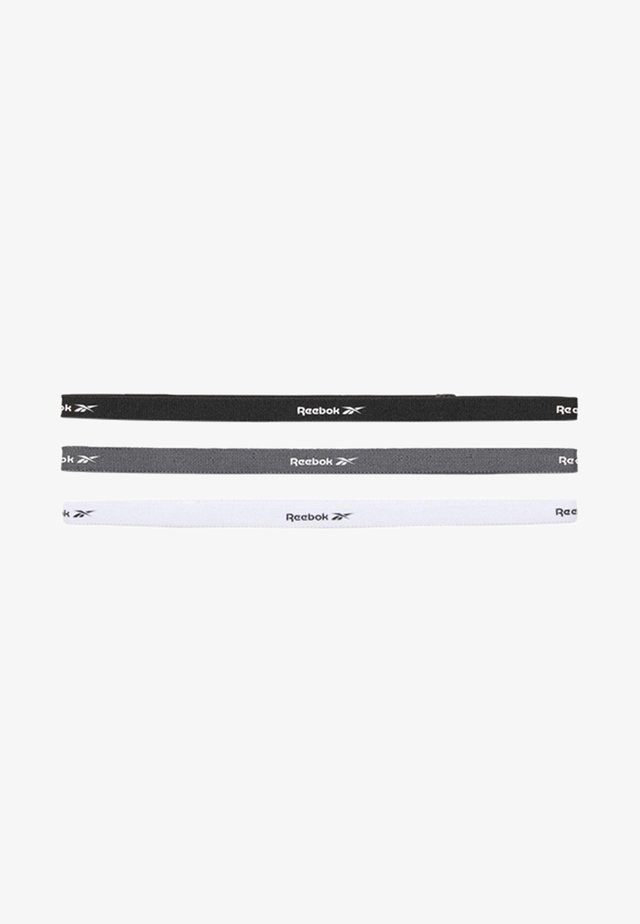ONE SERIES TRAINING HEADBANDS 3 PACK - Kopftuch - black