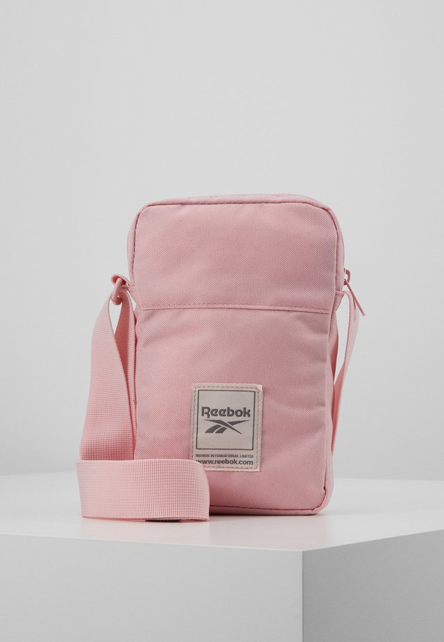 CITY BAG - Across body bag - pink