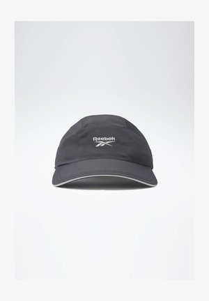 ONE SERIES RUNNING CAP - Cap - black