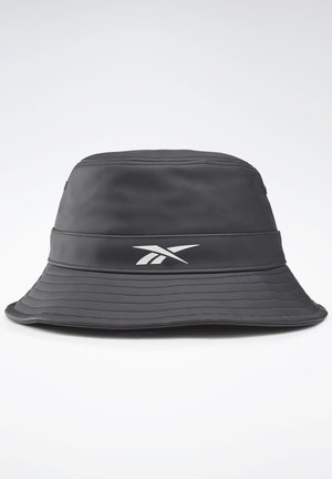 ONE SERIES BUCKET HAT - Kapelusz - black