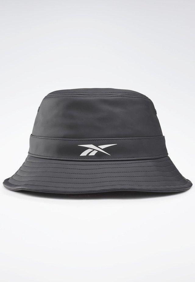 ONE SERIES BUCKET HAT - Kapelusz - black