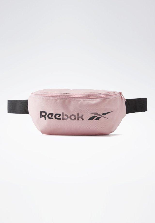 TRAINING ESSENTIALS WAIST BAG - Gürteltasche - pink