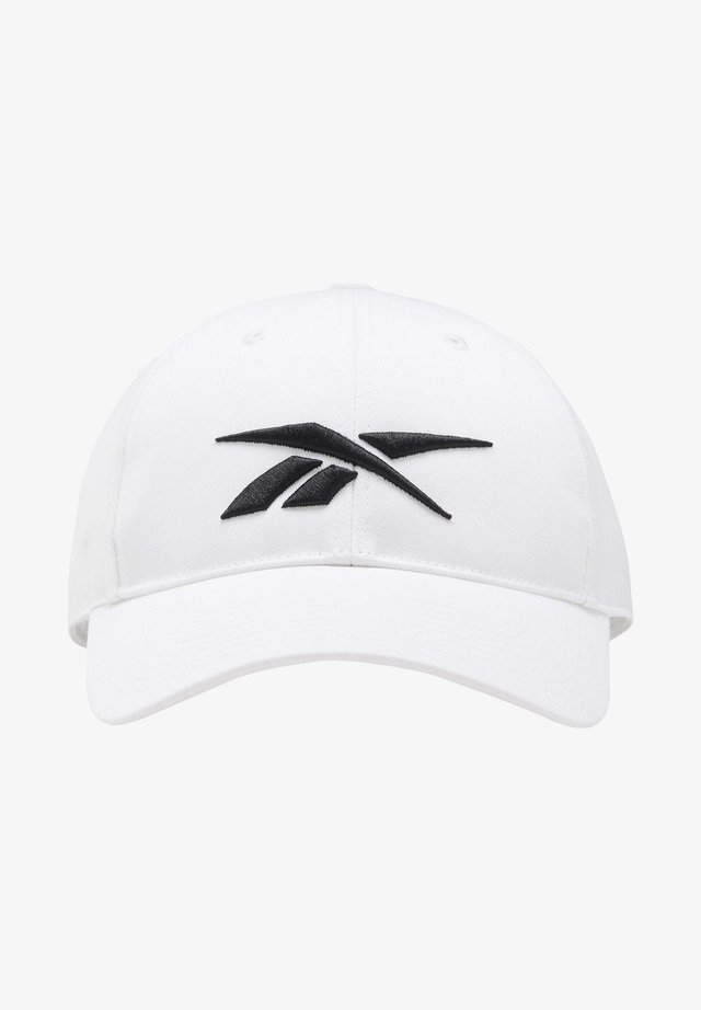 ACTIVE ENHANCED BASEBALL CAP - Casquette - white