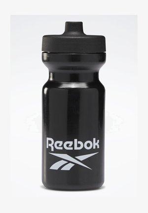 FOUNDATION BOTTLE - Drink bottle - black