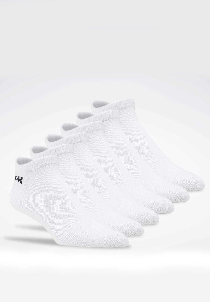 Reebok - ACTIVE CORE LOW-CUT SOCKS 6 PAIRS - Sportsocken - white