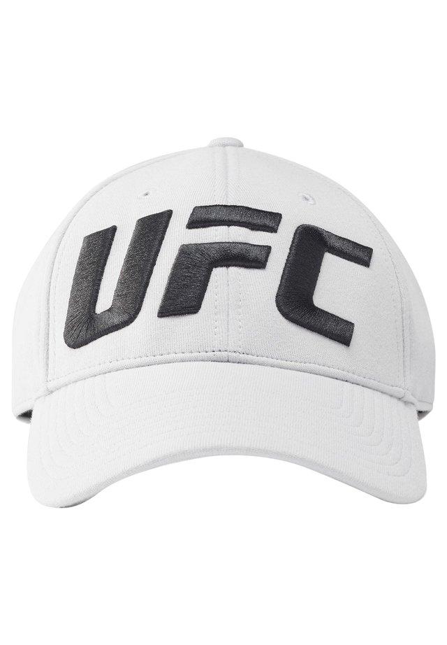 UFC LOGO BASEBALL HAT - Keps - grey
