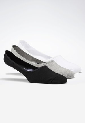 ACTIVE FOUNDATION INVISIBLE SOCKS 3 PAIRS - Sokken - black