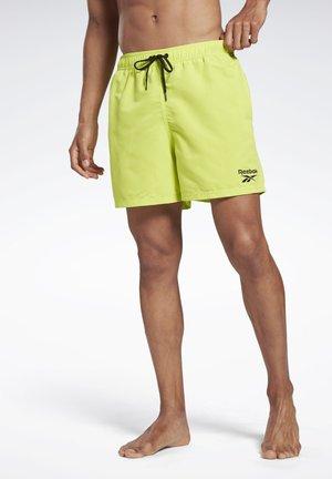 WOVEN SWIM SHORTS - Shorts da mare - green