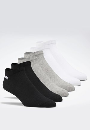 ACTIVE CORE LOW-CUT SOCKS 6 PAIRS - Sokken - white