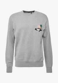 RVLT - POL - Sweatshirt - grey-mel - 4