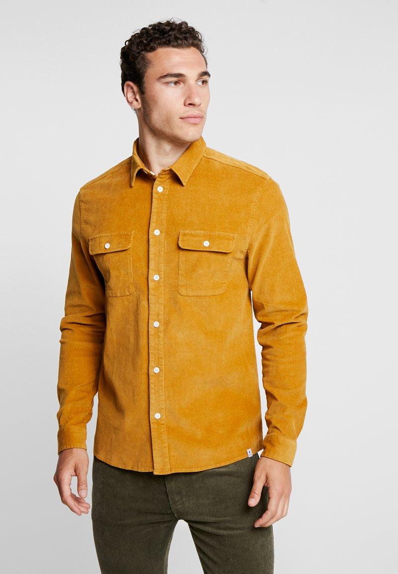 RVLT - Hemd - beige