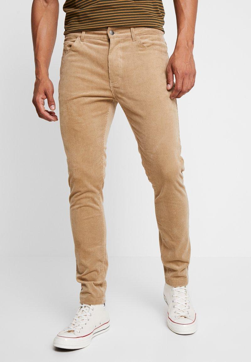 RVLT - Trousers - khaki