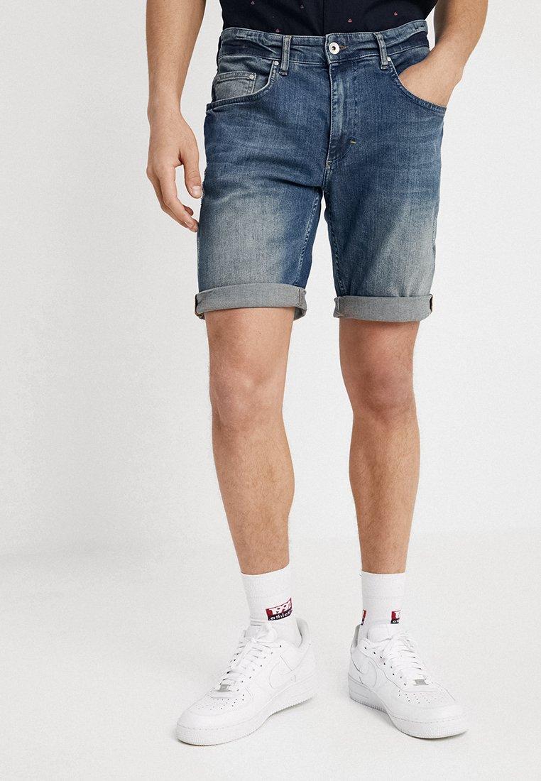 RVLT - Jeans Shorts - lightblue