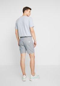 RVLT - STRIPE - Shorts - navy - 2