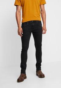RVLT - Jeans Slim Fit - black denim - 0