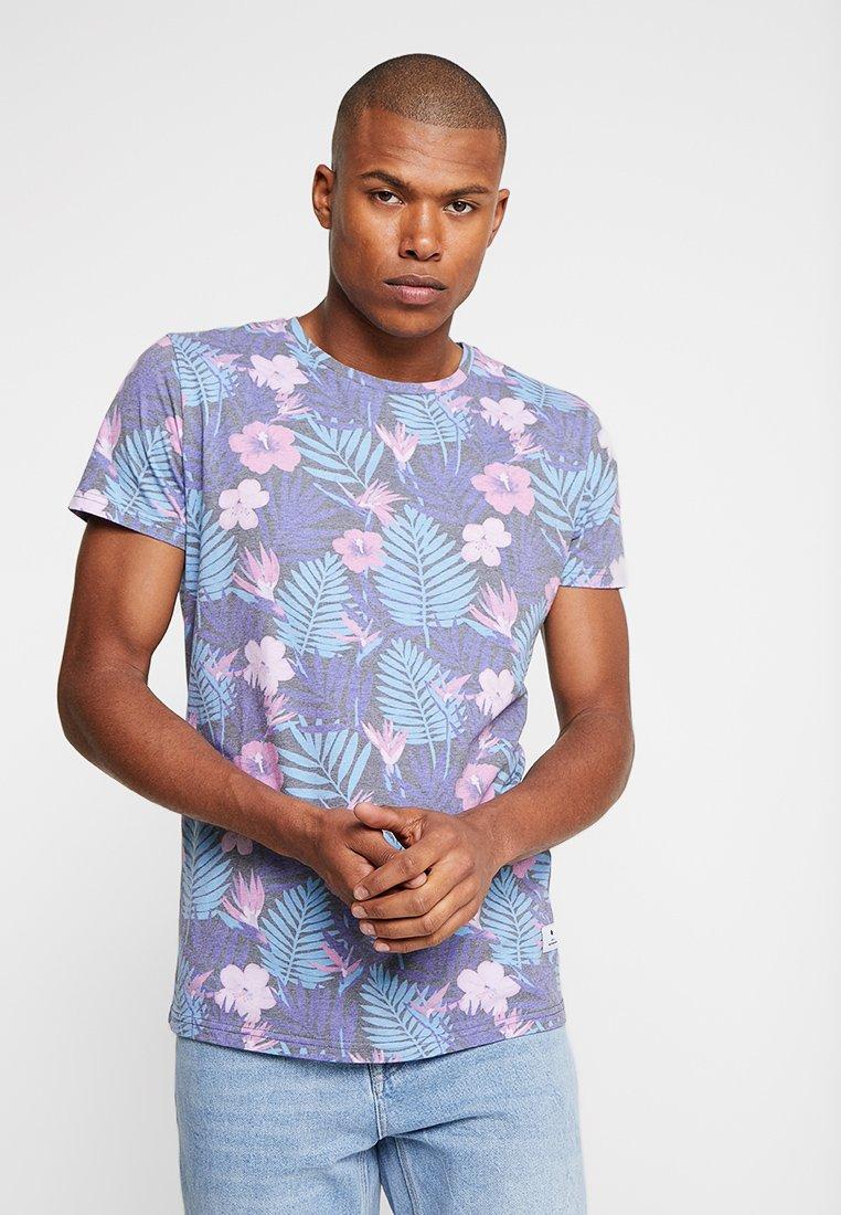 RVLT - FLO - T-shirts print - blue