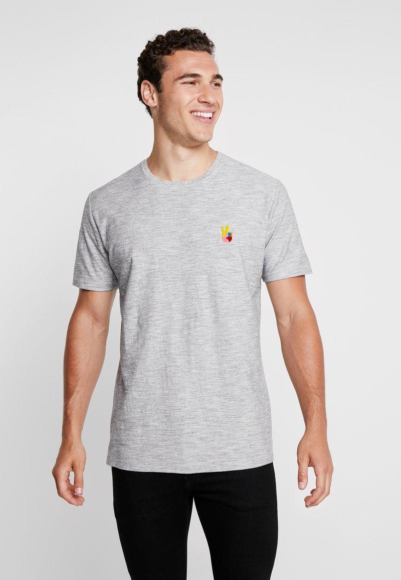 RVLT - HAN - T-Shirt print - navy