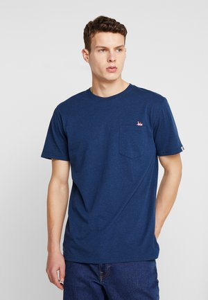 T-shirt basic - navy