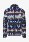 LETH  - Fleece jacket - blue