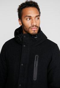 RVLT - Zimní kabát - black - 3