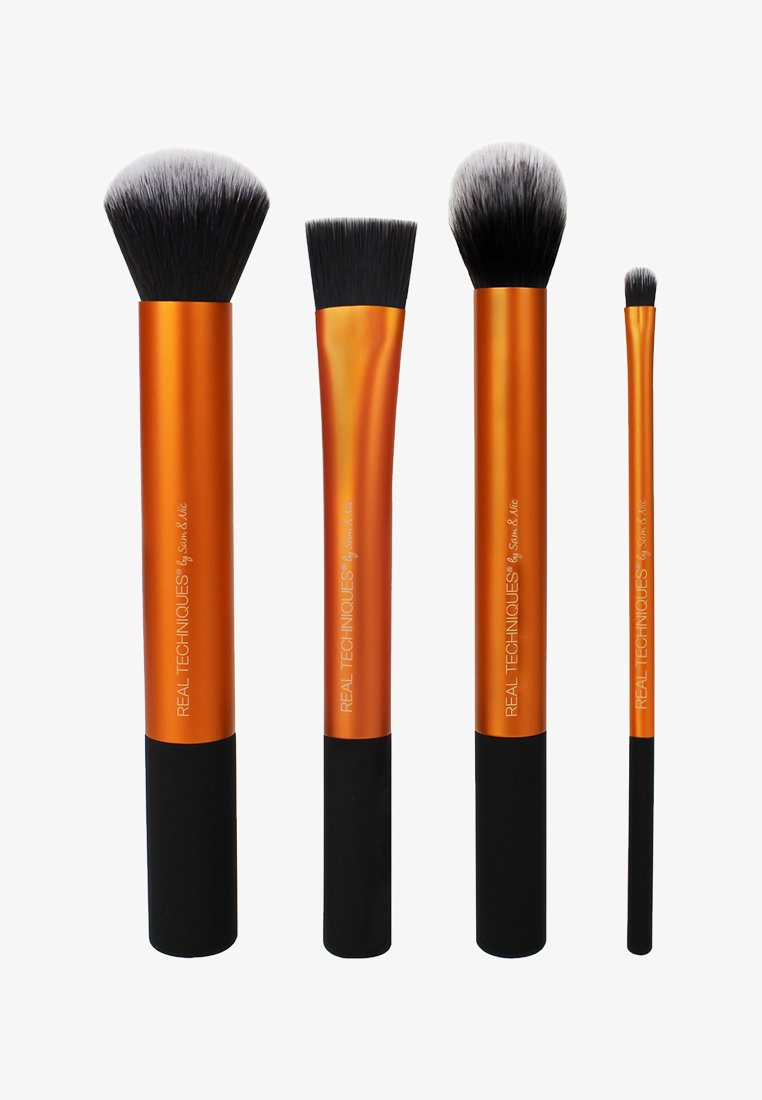 Real Techniques - Flawless Base Set - Base - Makeup brush - neutral