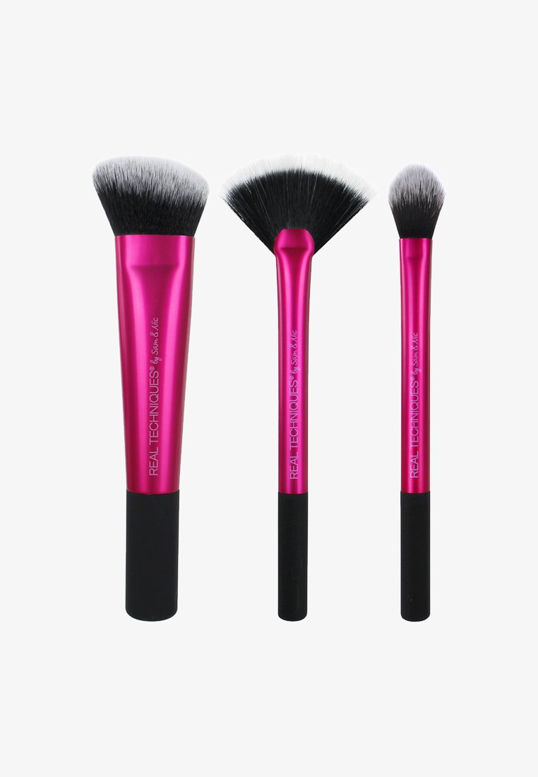 Real Techniques - Sculpting Set - Finish - Make-up-Pinsel - neutral