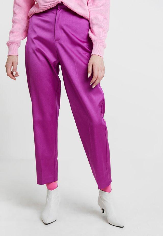 MARTA PANT - Trousers - violet