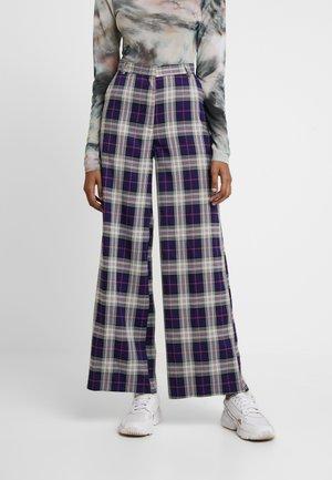OCEAN PANT - Spodnie materiałowe - mint