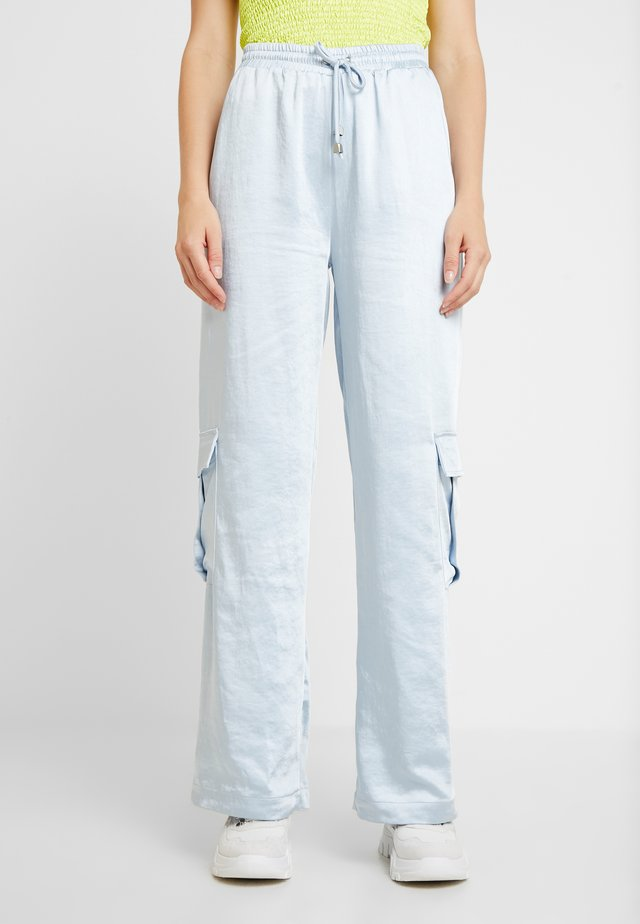 PANT - Trousers - sky
