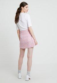 Résumé - MILANA SKIRT - A-lijn rok - pink - 2