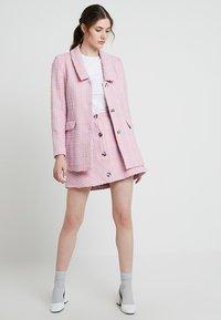 Résumé - MILANA SKIRT - A-lijn rok - pink - 1