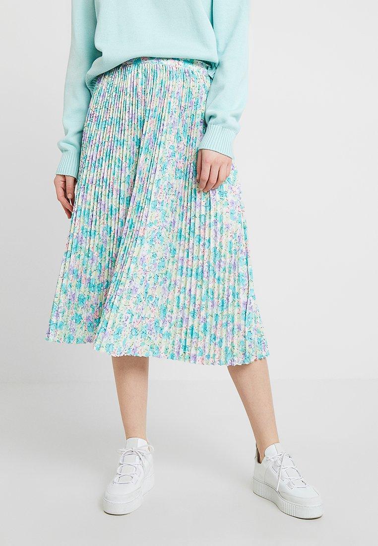Résumé - MACKENZIE SKIRT - A-line skirt - mint