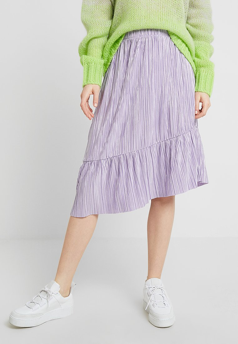 Résumé - MARGARITA SKIRT - A-line skirt - lilac